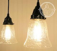 kellie ii glass pendant light of