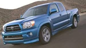 2005 Toyota Tacoma X-Runner: From Funky to Workhorse: A truck to ...