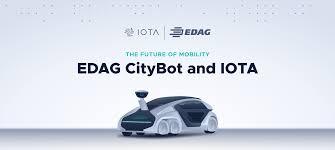 Iota Design Edag Citybot And Iota The Future Of Mobility Iota