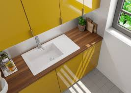 bathroom sinks denver. Respekta Mineralite Sink Kitchen Denver 86 X 50 White: Amazon.co.uk: \u0026 Home Bathroom Sinks