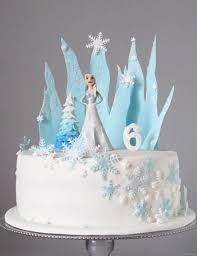 Frozen Princess Cake By Carlascakes Ottawa Custom Cupcakes And
