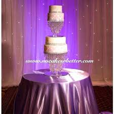 crystal chandelier cupcake stand stunning lilac damask wedding cake with shades home improvement cast now 2017 crystal chandelier cupcake stand