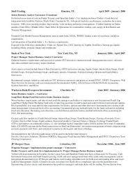 Derivatives Trader Resume Twnctry