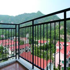 Balcony Fence modern design ms square pipe balcony railing buy balcony railing 3521 by xevi.us