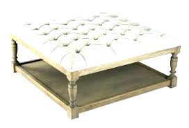 oversized serving tray ottoman coffee table ideas tables for large round