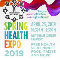 Health Expo Spring Health Expo Towson University