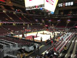 Cavs Virtual Seating Chart Rocket Mortgage Fieldhouse Section 111 Cleveland Cavaliers