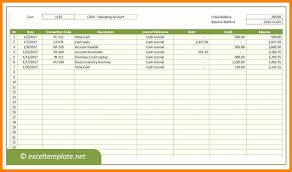 excel general ledger accounting ledgers templates accounting ledger excel general ledger