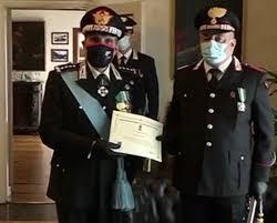 L'Arma dei Carabinieri ha premiato i militari della Stazione di Gussago -  Gussago News