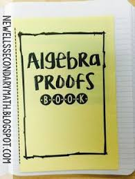 free algebra proofs book for the geometry interactive notebook