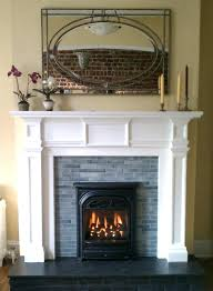 painting fireplace tiles uk coal inserts gas insert electric ce we installed new quarter on the fireplace hearth tiles