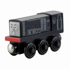 fisher thomas the train wooden railway sel