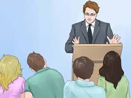 ways to prepare an oral presentation wikihow