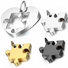 his hers stainless steel jigsaw