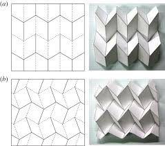 Folding Techniques For Designers From Sheet To Form Pdf Free Designing Of Self Deploying Origami Structures Using