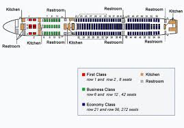 China Eastern Airlines Aircraft Seatmaps Airline Seating
