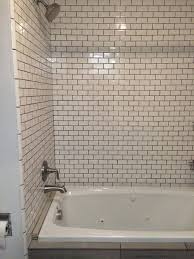 drop in tub. The Tub Is Tiled With A 1.5 Inch Lip. That Lip Catches Lot Of Standing Water After Shower. Does Anyone Have Functional Design Solution Won\u0027t Look Drop In