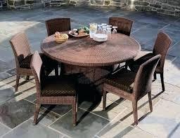 7 piece patio dining set round table 7 piece patio dining set round table photo design