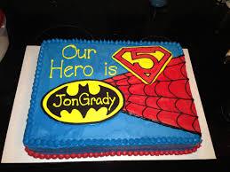 superhero sheet cake superhero cake cake decor pinterest superhero cake superhero