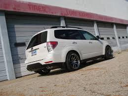 Subaru Forester custom wheels Rota Torque 18x9.5, ET +35, tire ...