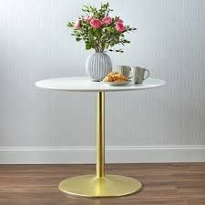 Round glass dining table 80cm Carson Carrington Klemens Round Dining Table Overstock Buy Glass Kitchen Dining Room Tables Online At Overstockcom Our