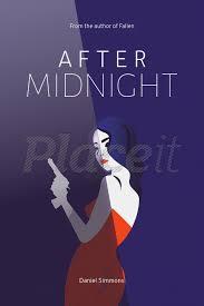 thriller genre book cover maker 519oreground image