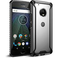 amazon com poetic affinity slim fit moto g5 plus clear case with