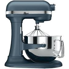 blue kitchenaid mixer stand ice hand canada