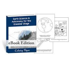 Earth Science And Astronomy Coloring Pages Elementalsciencecom
