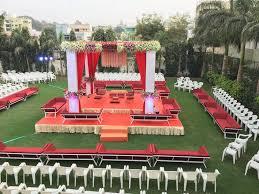 Indian Marriage Lawn Design Panchvati Marriage Park Nandavana Society Kedar Park