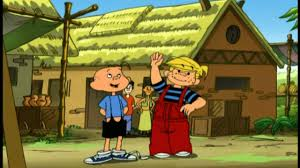 Image result for dennis the menace cartoon