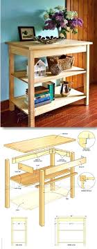 modern furniture plans ash table plans furniture plans and projects diy mid century modern furniture plans modern furniture plans