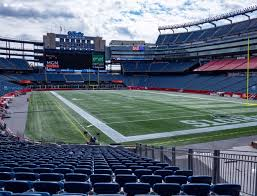 Gillette Seating Chart With Rows Gillette Stadium Section 101 Seat Views Seatgeek