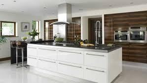 Impressive Modern Kitchen With Island Great Interior Home Design