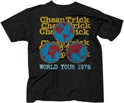 Black vintage t shirt