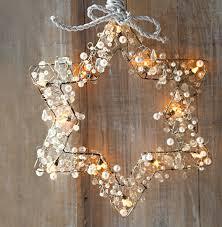 diy christmas lighting. Simple Lighting 25 SixPointed Star Wrapped Wreath Throughout Diy Christmas Lighting C