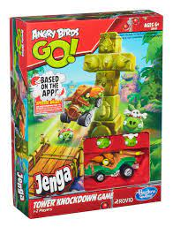 Tower Takedown Game Angry Birds Go Toys & Games Board Games