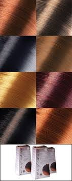 Tints Of Nature Color Chart 12 Best Tints Of Nature Semi Permanent Colour Line Images