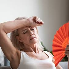 causes of night sweats and hot flashes