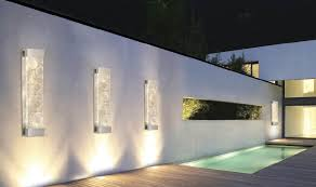 romantic outdoor sconce light fixtures on pool modern lighting ideas in sconces prepare
