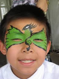 the latest face painting for childrens party