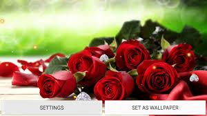 valentine roses wallpaper. Beautiful Valentine Valentine Roses Live Wallpaper On Wallpaper YouTube