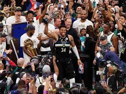 Freak out! Giannis Antetokounmpo's 50 power Milwaukee Bucks to first NBA  title since 1971 | NBA finals