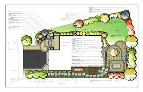 Drawings Site Landscape Site Plan Drawings