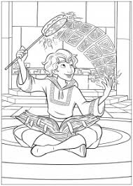 Elena of avalor, disney's first latina princess, is a brave, adventurous and compassionate teenager. Elena Avalor Free Printable Coloring Pages For Kids