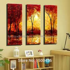 victoria decorative oil painting picture c360 10  on hand painted canvas wall art uk with hand painted wall art canvas trees home decor wall picture abstract