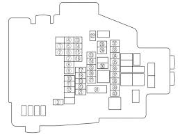 mazda cx 7 fuse box diagram wiring diagrams 2013 mazda 3 fuse box diagram at 2010 Mazda 3 Fuse Box
