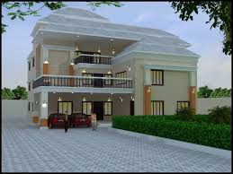 Online House Plan Designer With Contemporary  Bedrooms Triplex - House plans with photos of interior and exterior