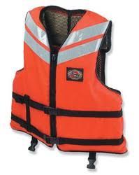 Work Boat™ Vests - Verona Safety Supply