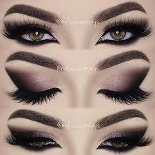 cat smokey eyes dark eyeshadow tutorialdark